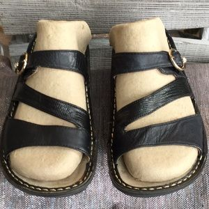 Alegria woman's size 7-7.5 sandal